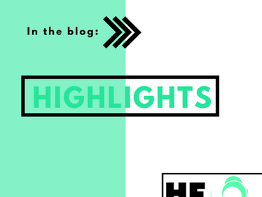 Healthy Fashion Blog: Highlights + CAMPAIGN RELAUNCH
