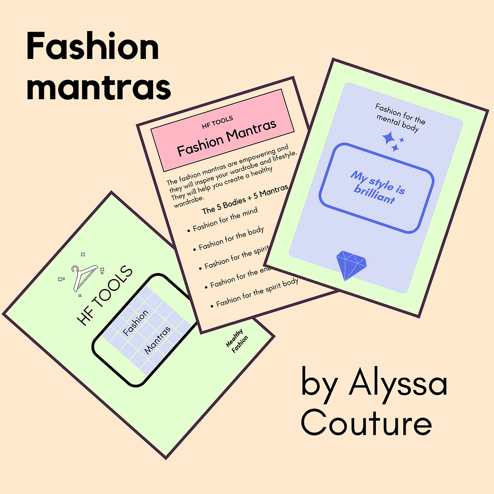 Fashion Mantras for Your Modern Lifestyle