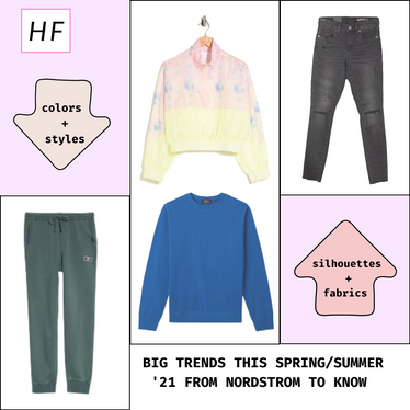 Big Trends This Spring/Summer 2021 From Nordstrom Rack To Know