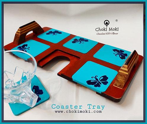 Coaster Tray
