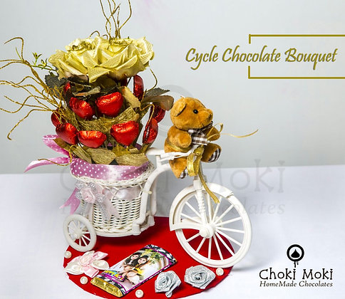 Chocolate Cycle Bouquet