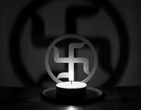 Swastik Tea Light