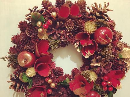 クリスマス飾り☆