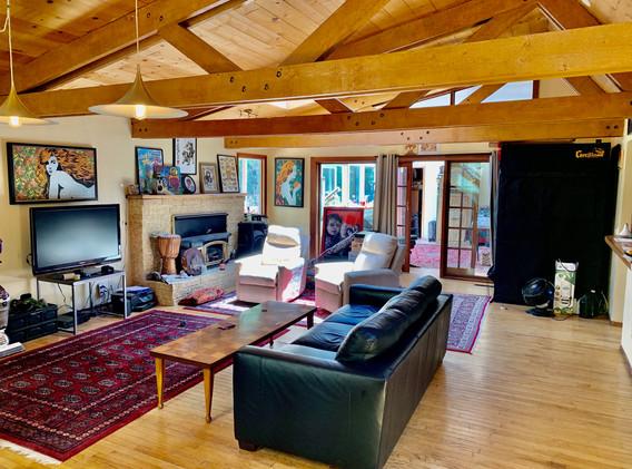 Laureles Grade, Living Room
