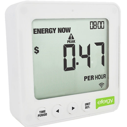 Efergy Electrical Consumption Monitor