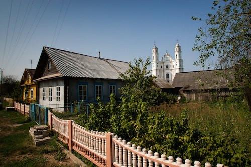 Lužkai vakarų Baltarusijoje. M. Ambrazo nuotrauka
