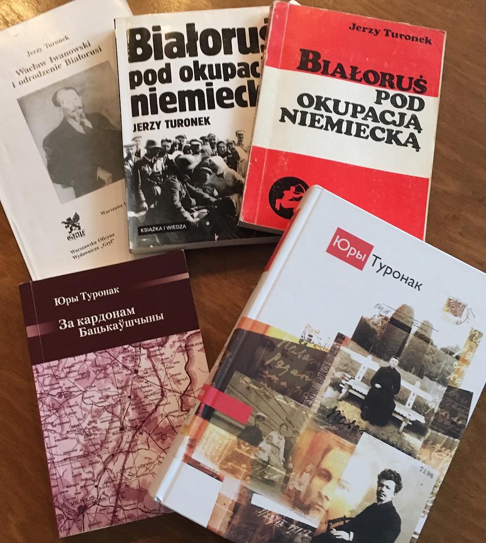 J. Turonako knygos