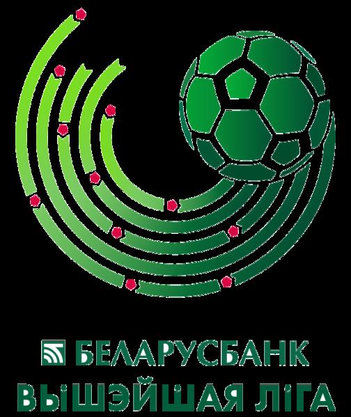 Baltarusijos čempionato aukščiausios lygos logotipas