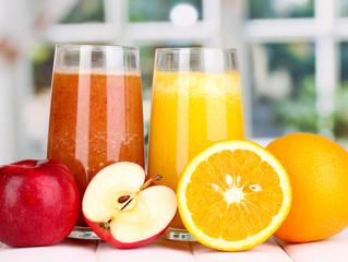 O que oferecer para a criança? Fruta ou suco de fruta?