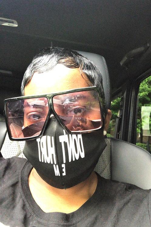 Don't Hurt Me Covid-19 Mask