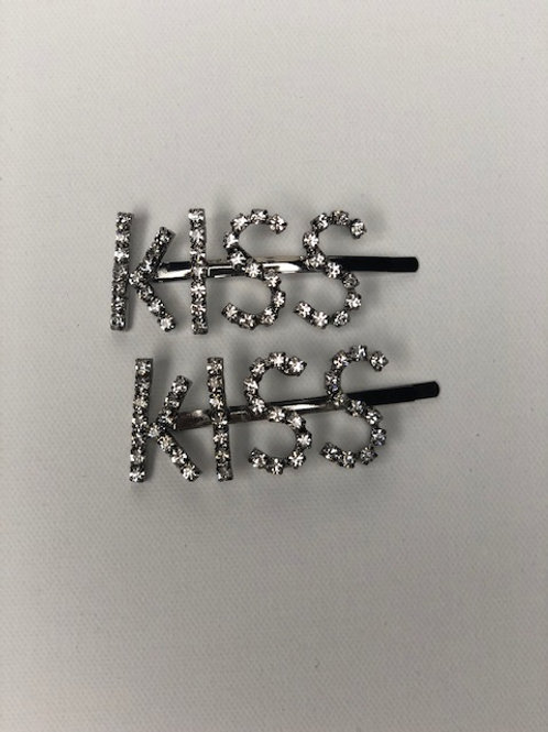 Kiss Bling Hairpin
