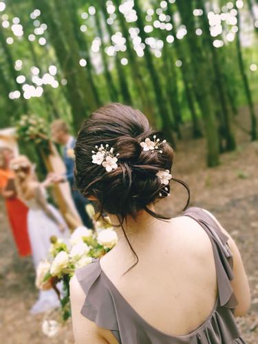 Bridesmaid Brogan