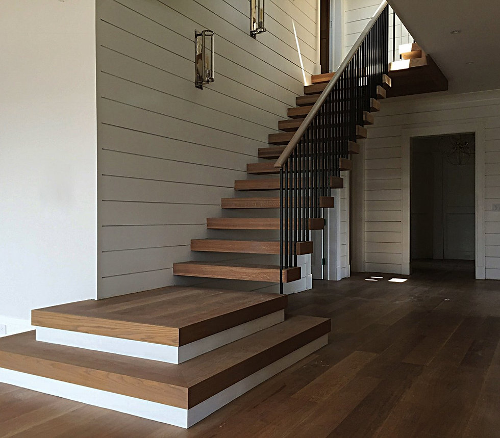 Stairways | CT | New England Stair Company, Inc.