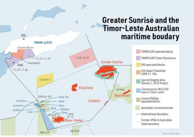 Timor-Leste Greater Sunrise Project, ANPM, IN-VR, Licensing Round