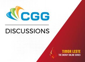 CGG discusses Timor-Leste seismic acquisition program