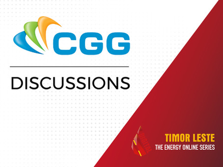CGG discusses Timor-Leste seismic acquisition program