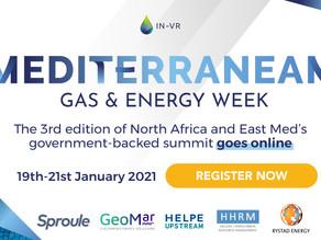 Mediterranean Gas & Energy Week: Day 1 Highlights