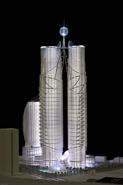 Twin Tower 57