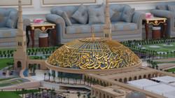 阿联酋世界最大圆顶清真寺