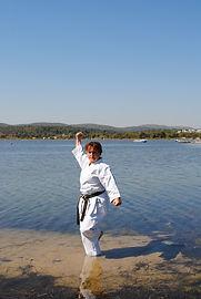 Kata karate Shtotokan