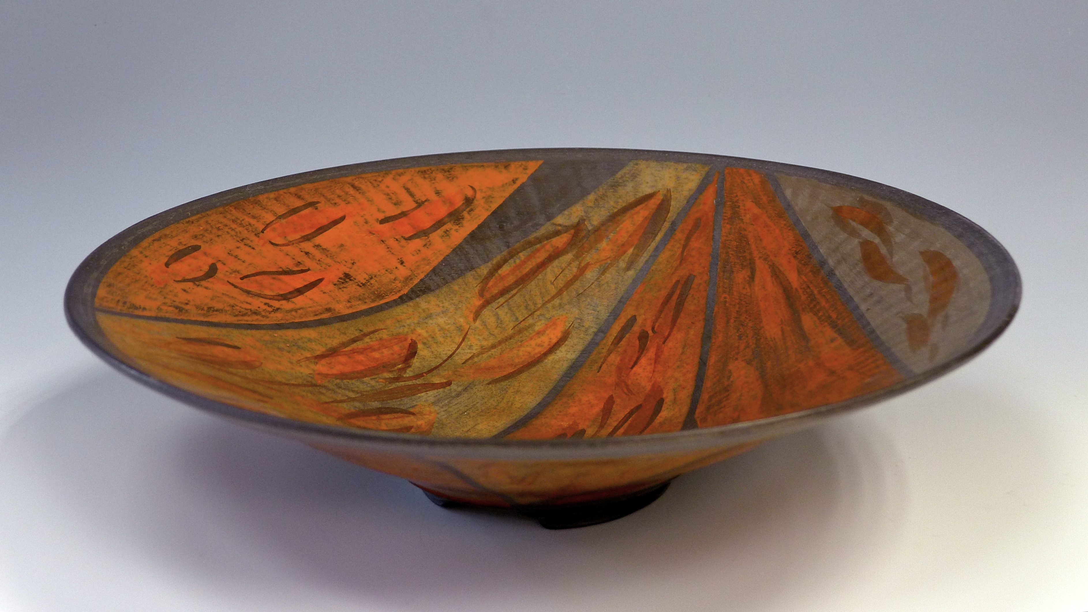 Plate- Terra sigillata
