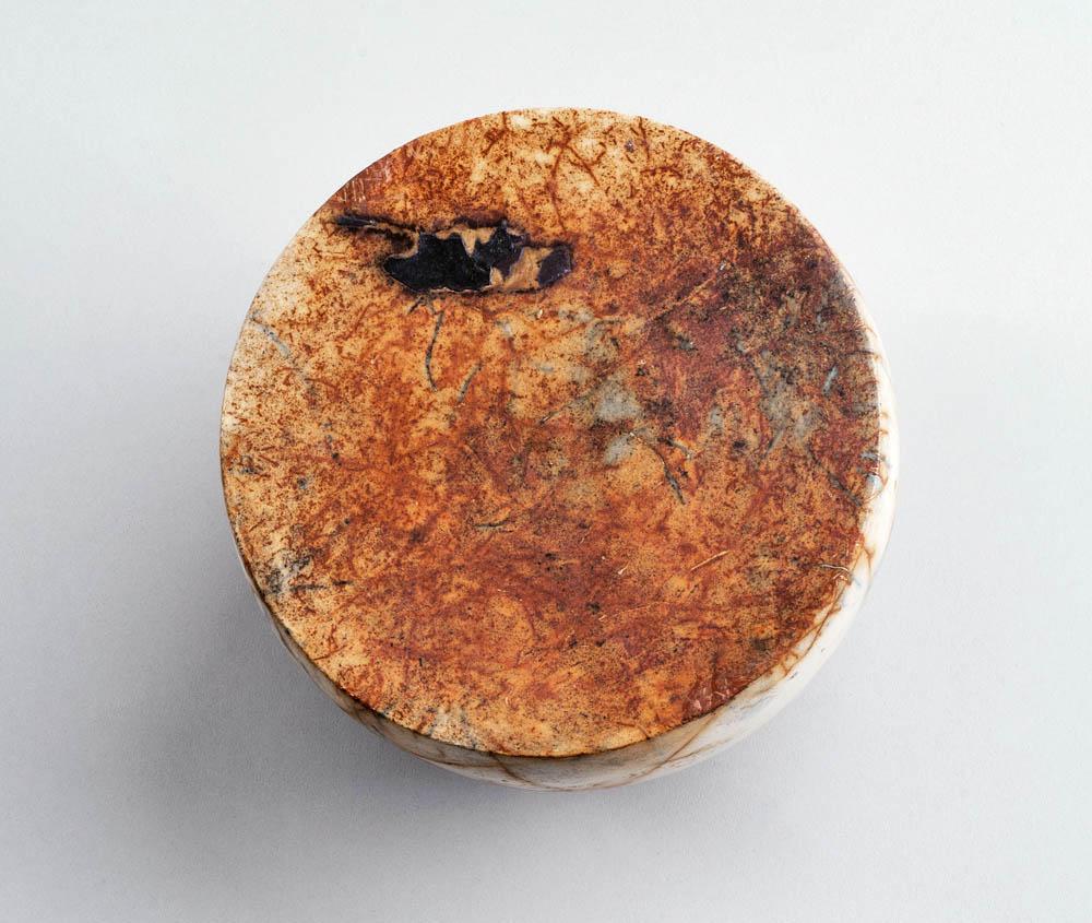 Burnt Stones, Detail