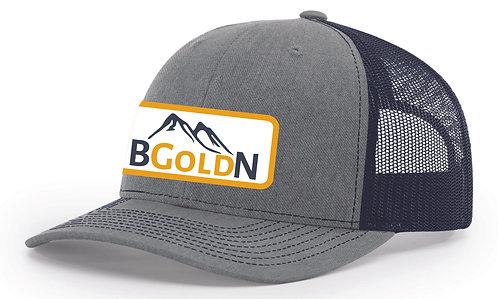 BGOLDN CLASSIC TRUCKER HAT
