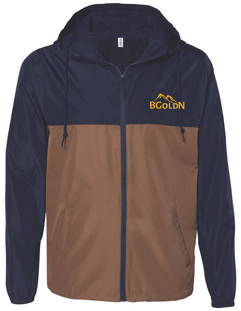 BGOLDN WINDBREAKER