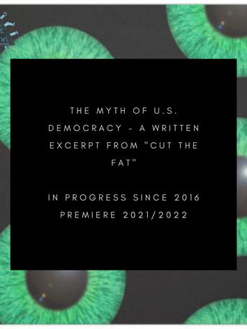 THE MYTH OF U.S. DEMOCRACY