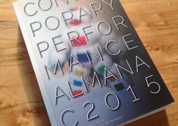 CONTEMPORARY PERFORMANCE ALMANAC 2015 - STANDPOINT THEORIES: LEGENDS OF VIETNAM