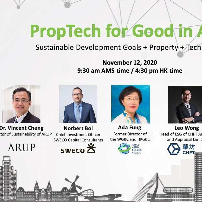 PropTech for Good in Asia