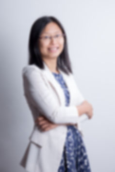 Stella KY LAW is the executive director of CHFTAA