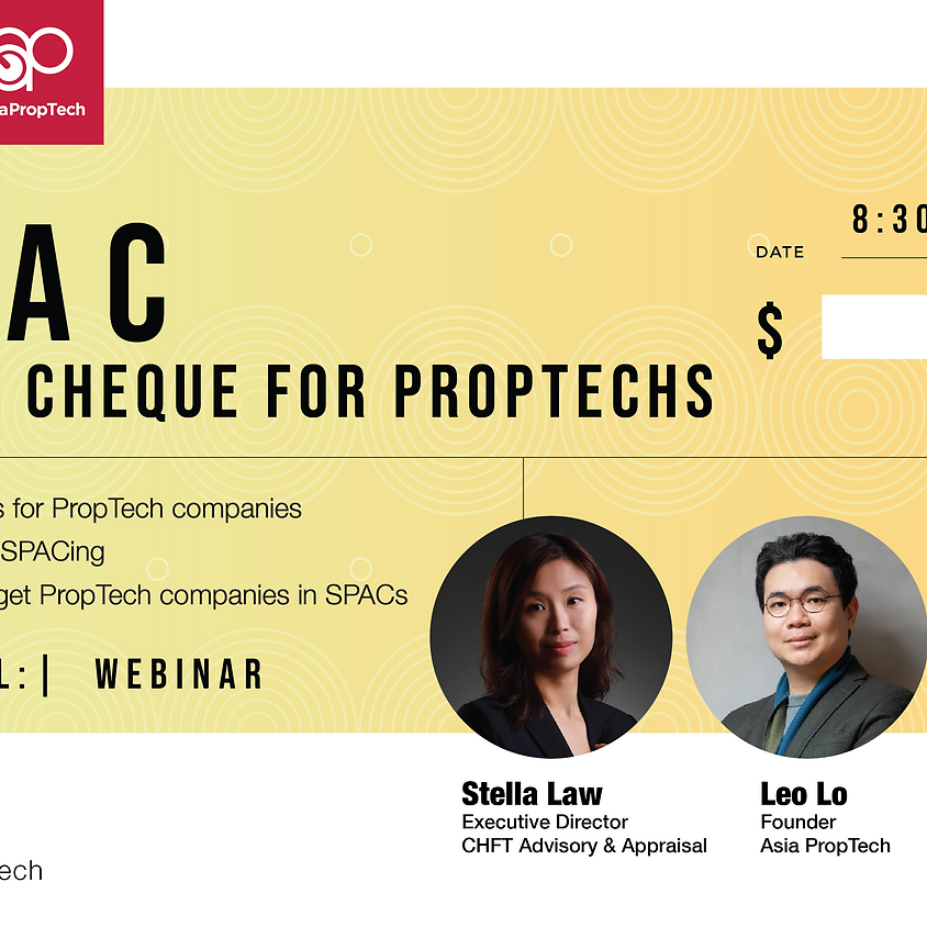 SPAC for PropTechs with Women in PropTech