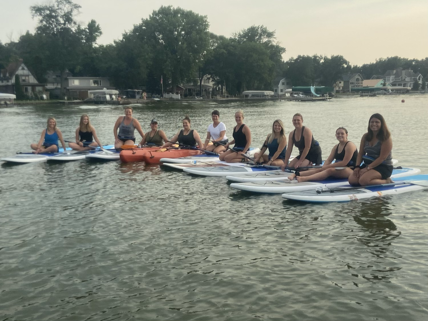Paddleboard Private Party