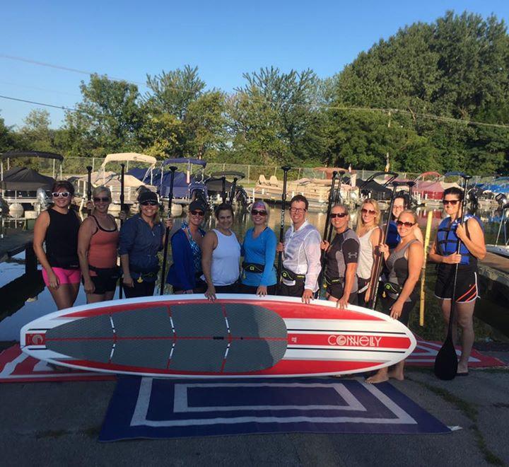 Paddle Board Class-Cedar Lake