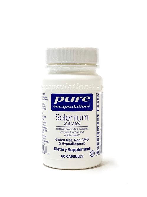 Selenium Citrate
