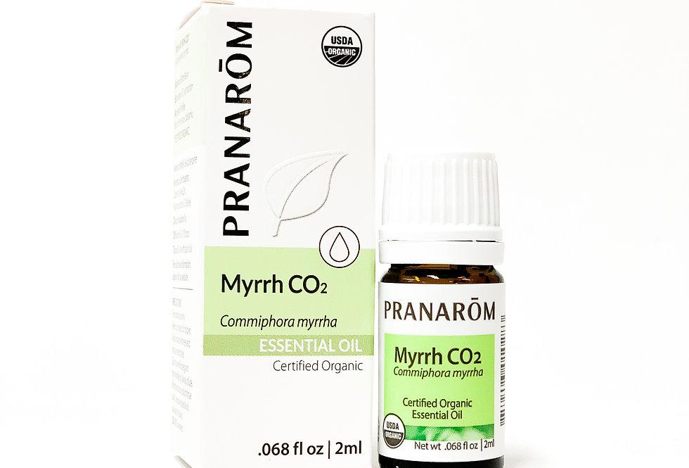 Myrrh CO2