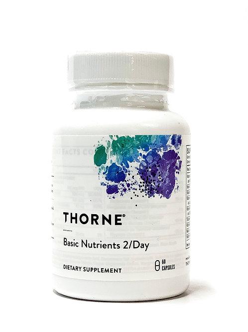 Basic Nutrients