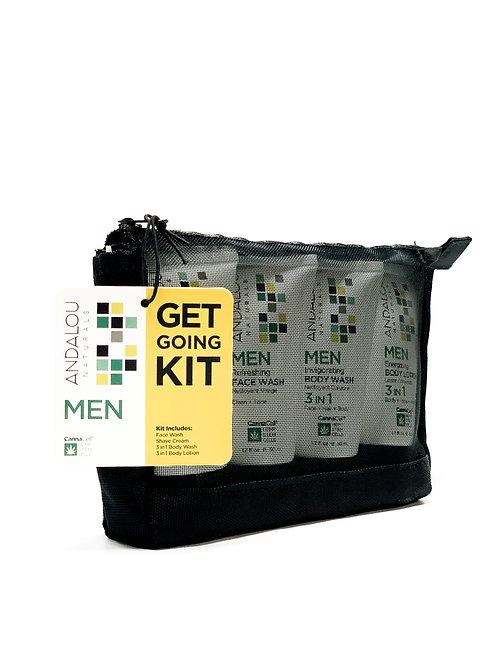 MEN Get Going Kit