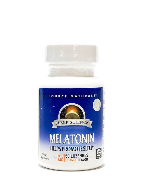 Melatonin 5mg (Orange)
