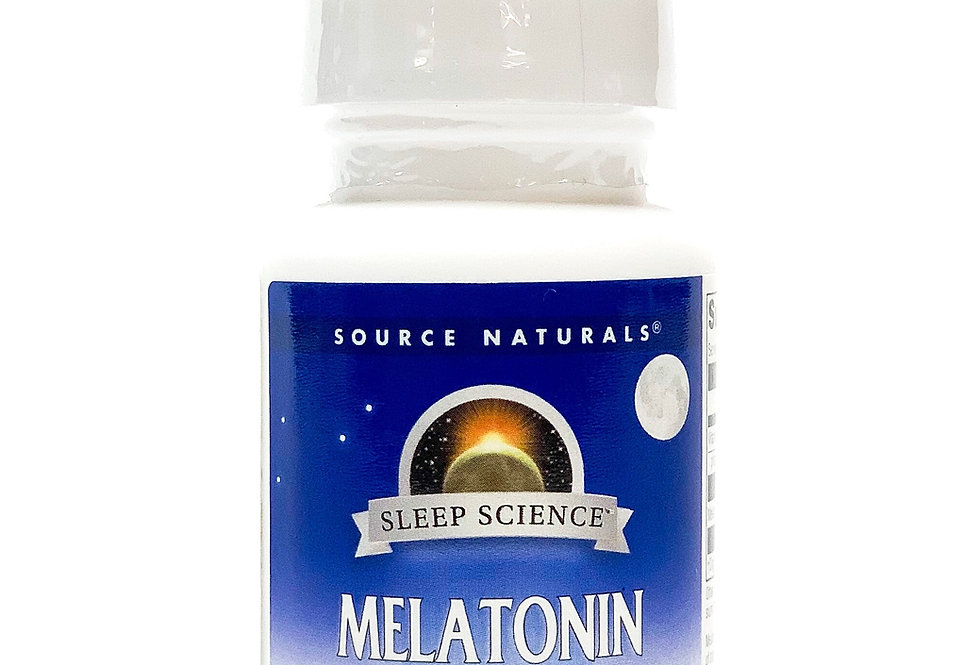 Melatonin 5mg (Orange)