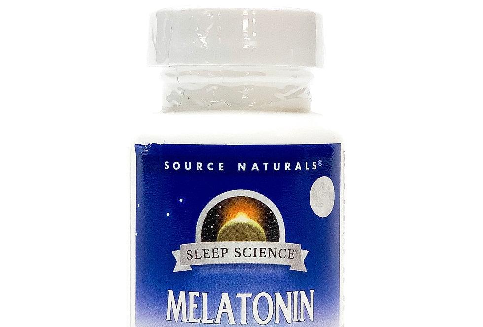 Melatonin 1mg (Orange)