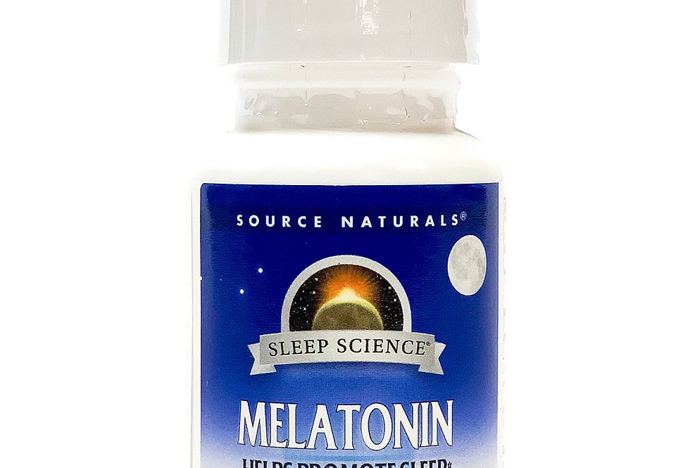 Melatonin 2.5mg (Peppermint)