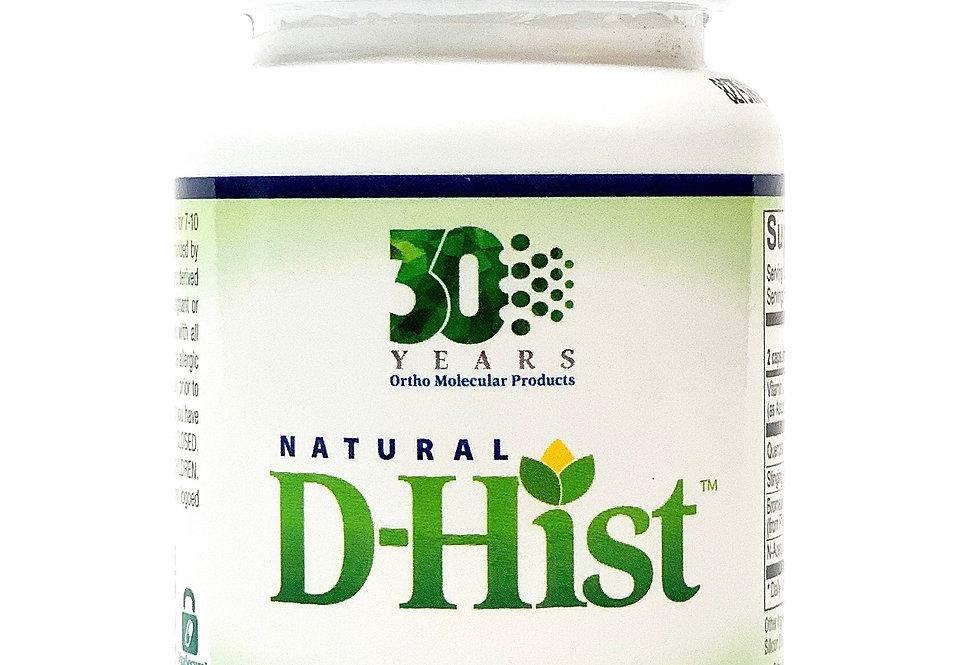 Natural D-Hist