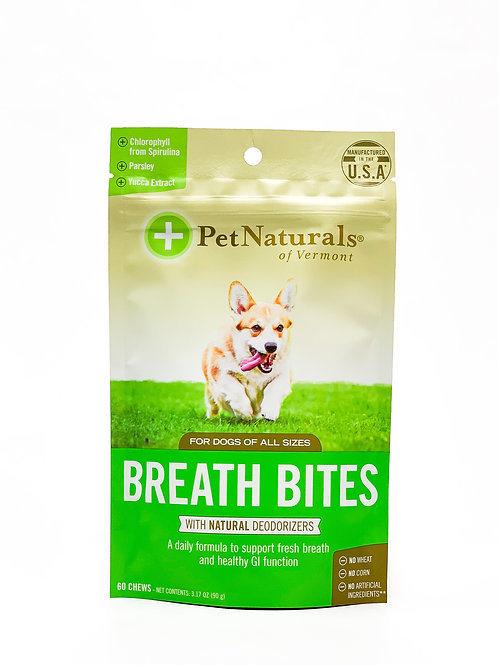 Breath Bites for Dogs
