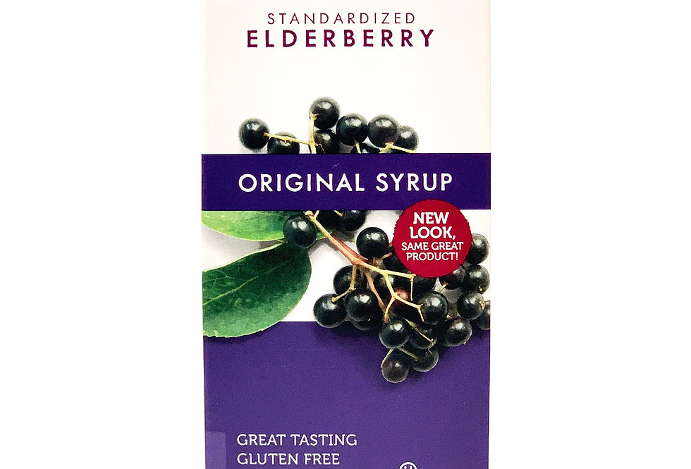 Elderberry Original Syrup