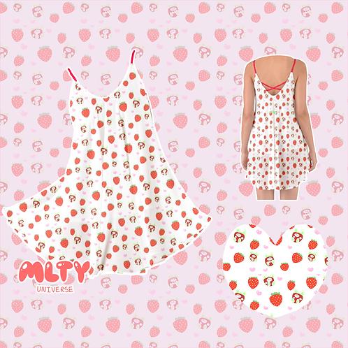 Strawbonny Sun Dress