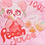 Thumbnail: Peach Panda Pink Tee