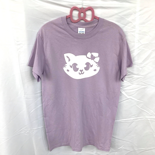 Missy Tee Lilac Size S