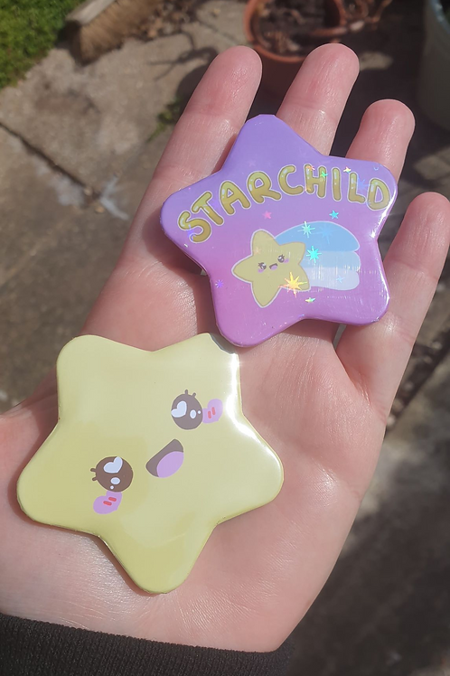 Starchild Badges
